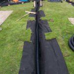 Création de jardins avec système de drainage - Lbo Services